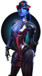 Widowmaker by Breadblack