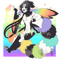 [P] Ink ::God Of Creation:: by NobleChinchi