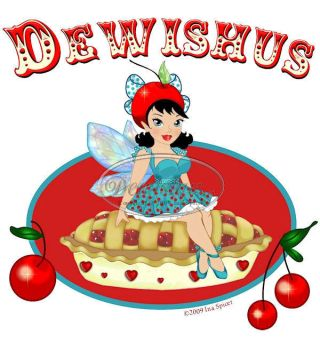 Cherry Pie Fairy by Dewishus