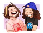 Giggle Grumps by DanielasDoodles
