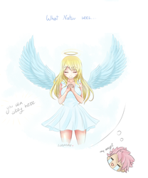 My angel! by LoloHime