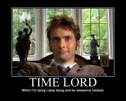 Time Lord by timburtonisjesus