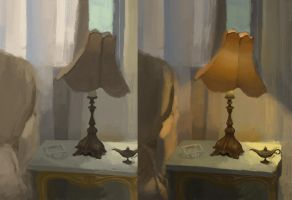 Schoolism Light Assignment by Ayjee