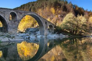 Devil's Bridge Fall 2010 by tangratannakra