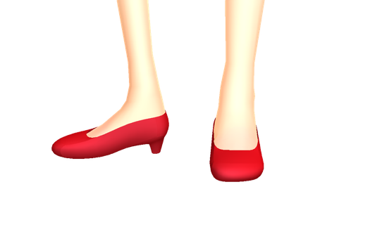 MMD Heels DL by 2234083174