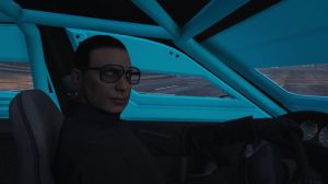 GTA Online - Driving with the Bae by MaisyDaydream