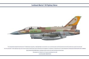 F-16 Israel 107 Sqn by WS-Clave