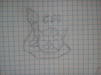 My logo! (sketch) by jdragon567