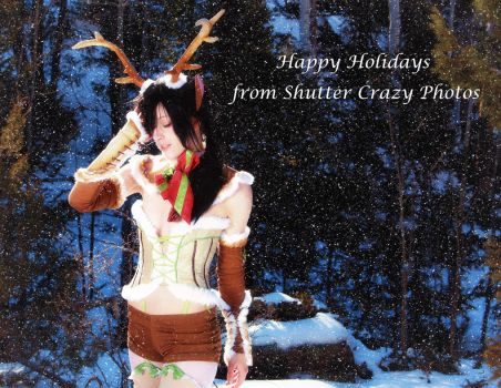Happy Holidays by shutter-crazy