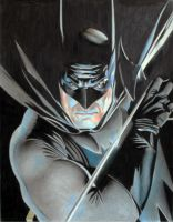 Alex Ross Batman 2 by donchild