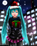 Merry Christmas 2013 by BlakeJX