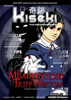 Kiseki Issue 7 DEC 2010 by KisekiManga