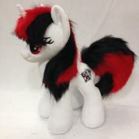 Plushie Blackjack - FOE Project Horizons by Burgunzik