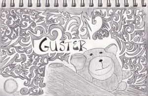 Guster in a doodle... by the-twisted-vine