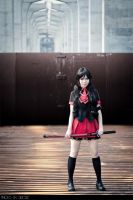 Blood-C_Kisaragi Saya 01 by WinryDeeDee