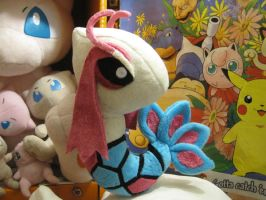Milotic Pokedoll