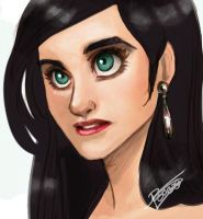 Labyrinth Sarah by oasiswinds