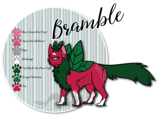 [MC] Bramble's Color Palette by raspberryvixen