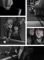 Faberry Let's play our favorite game by patronustrip