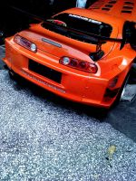 Meet Orange. by simplycomplexed