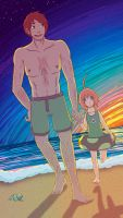 WA - A Day at the Beach by Deena15