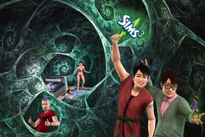 The Sims 3 by MeliNaDesigns
