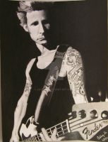Mike Dirnt by Ash0430