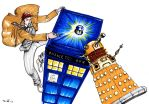 DND Paris : Doctor Who by emalterre