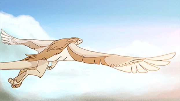 Flight - Animation by SwankyShadow