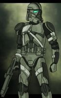 AST Trooper Update by SmacksArt