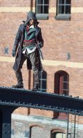 Let 'em come ! / AC Syndicate Jacob Frye Cosplay by KADArt-Cosplay