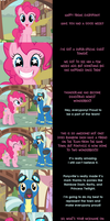 Pinkie Pie Says Goodnight: Wonder Blunder by MLP-Silver-Quill