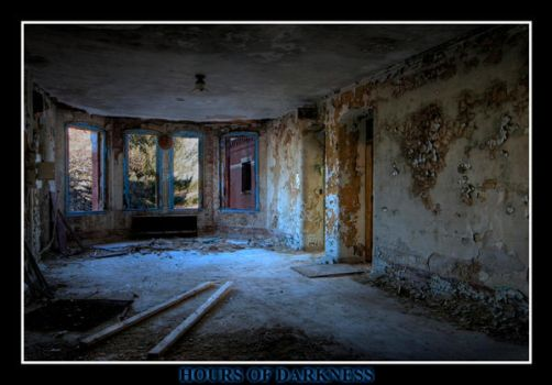 Danvers State Hospital by Hoursofdarkness