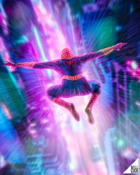 Spider-Man - Into the Spider-Verse by WillCook