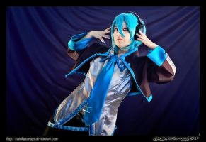 'Perfect song' Mikuo Hatsune by SanctusIX