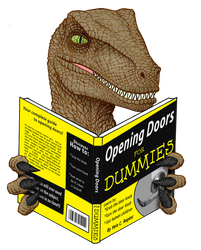 Opening Doors For Dummies by JMKohrs