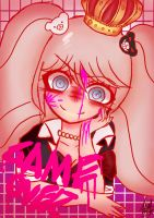 Game Over Junko by ArekisaTheArtist