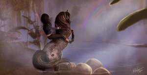 Searching for rainbow by Jatatorr