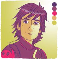 Hiccup - Pallet Challenge (5) by Jenni41