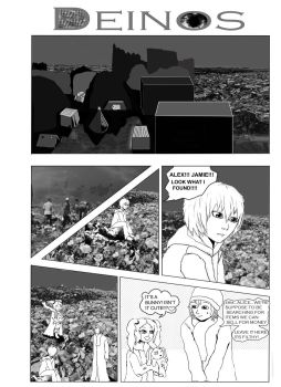Deinos Page 1 by Faws