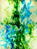 Growth (The Tree) by HelaLe