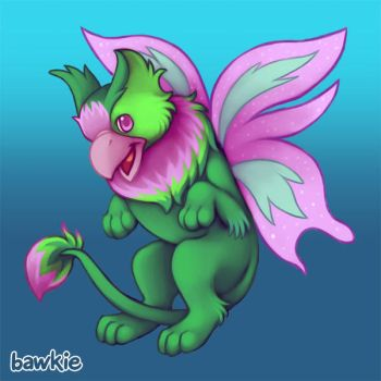 Bawky the Faerie Eyrie by bawky