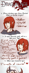 Dragon Age Origins Meme by Zitruseis