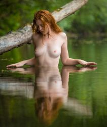 Shantia in the River by ImpressionofLight