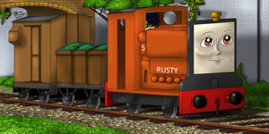 Must Be Rusty by MeganekkoPlymouth241