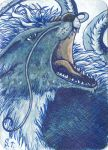 Trade with ElorenLeianor ACEO ACEOfursXchange Club by Siriliya