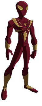 The Spectacular Iron-Spider by ValrahMortem