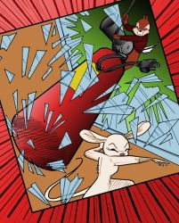 Of Mice and Mayhem colour 57 english by rozumek1993