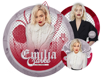 Pack Png 2409 // Emilia Clarke. by ExoticPngs
