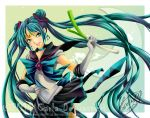 Sailor Miku by Cientifica